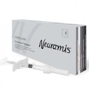 """Гель-имплантант """"Нейрамис"""" на основе гиалуроновой кислоты (20,0мг/1мл) для контурной пластики, в шприце 1 мл, """"Нейрамис с лидокаином"""""""