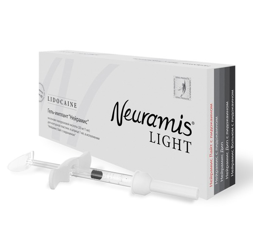 НЕЙРАМИС ЛАЙТ ЛИДОКАИН | NEURAMIS LIGHT LIDOCAINE