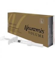 """Гель-имплантант """"Нейрамис"""" на основе гиалуроновой кислоты (20,0мг/1мл) для контурной пластики, в шприце 1 мл, """"Нейрамис Вольюм с лидокаином"""""""