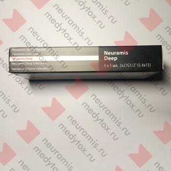 Нейрамис Дип| Neuamis Deep упаковка лево