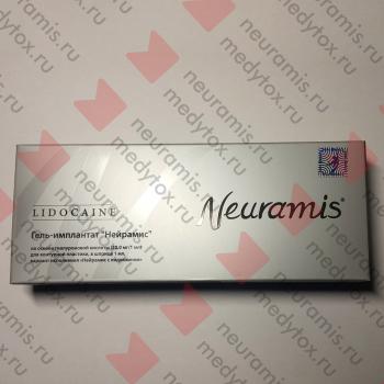 Нейрамис Лидокаин | Neuramis Lidocaine упаковка фронт