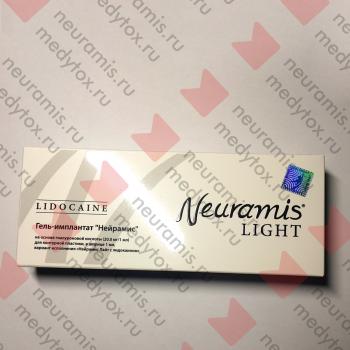 Нейрамис Лайт Лидокаин | Neuramis Light Lidocaine упаковка фронт