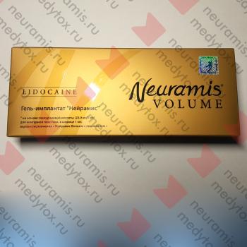 Нейрамис Вольюм Лидокаин   Neuramis Lidocaine Volume упаковка фронт