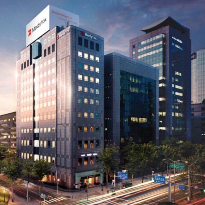 Головной офис корпорации MEDYTOX, Сеул, Республика Корея