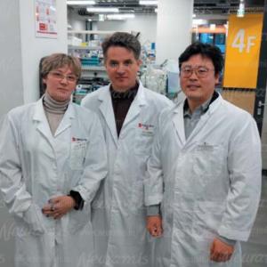 В феврале R&D Центр исследований и производственные площадки Neuramis®